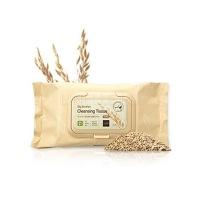 Care Plus Sprouted Brown Rice Cleansing Tissue [Салфетки очищающие с экстрактом пшеницы]