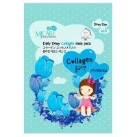 Care daily dewy сollagen mask pack [Маска тканевая с коллагеном]