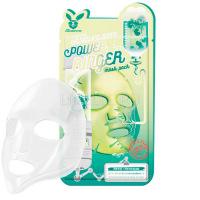 Centella asiatica deep power ring mask pack [Маска для лица тканевая]