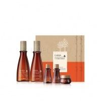 Chaga anti-wrinkle skin care 2 set [Набор антивозрастной с экстрактом чаги]