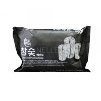 Charcoal peeling soap [Мыло с отшелушивающим эффектом с углем]