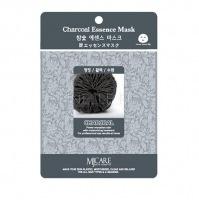 Charcoal essence mask [Маска тканевая древесный уголь]