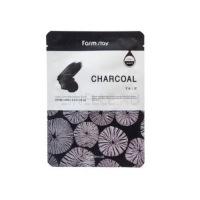 Charcoal mask [Тканевая маска для лица]