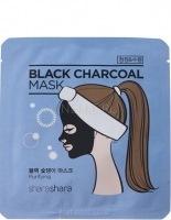 Charcoal mask (purifying) [Функциональная черная маска c вулканическим пепелом и золой]