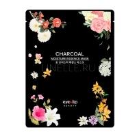 Charcoal oil moisture essence mask [Маска для лица тканевая ]