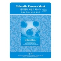 Chlorella essence mask [Маска тканевая хлорелла]
