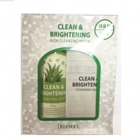 Clean & brightening aloe cleansing water [Вода очищающая с экстрактом алоэ]