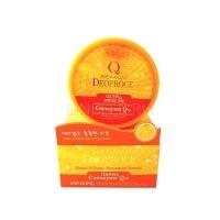 Clean & deep coenzyme q10 cleansing cream [Крем для лица очищающий с коэнзимом]