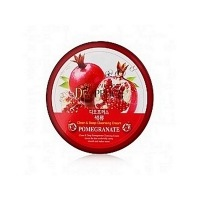 Clean & moisture pomegranate massage cream  [Крем массажный с экстрактом граната]