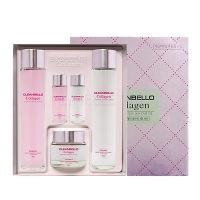Cleanbello collagen essential moisture skin care 3 [Набор для лица уходовый с коллагеном]