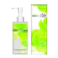 Cleansing oil fresh pore deep [Масло очищающее для лица виноградное ]