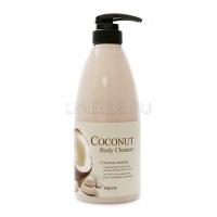 Coconut body cleanser [Гель для душа кокосовый ]