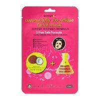 Coconut jelly vio-xellose facial mask [Маска для лица биоцеллюлозная]
