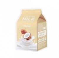 Coconut milk one-pack  [Увлажняющая маска с экстрактом кокоса]