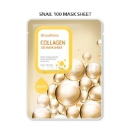 Collagen 100 mask sheet [Маска для лица тканевая с коллагеном]