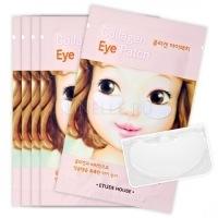 Collagen eye patch ad [Патчи для кожи вокруг глаз]