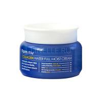Collagen water full moist cream [Увлажняющий крем для лица с коллагеном]
