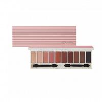 Color master shadow palette 03 cool burgundy [Палетка теней для глаз]