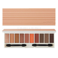 Color master shadow palette 04 warm orange [Палетка теней для глаз]