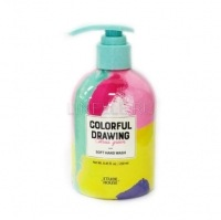 Colorful drawing soft hand wash(colorful drawing) [Жидкое мыло для рук ]