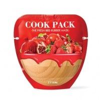 Cook pack the fresh red rubber mask [Маска для лица тонизирующая]