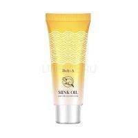 Daily: a mink oil moisture cleansing foam [Пенка для умывания увлажняющая]