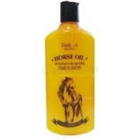 Daily:a horse oil moisture energizing emulsion [Эмульсия увлажняющая с лошадиным жиром]