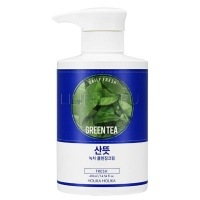 Daily fresh green tea cleansing cream [Очищающий крем