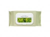 Daily garden bosung green tea seed oil cleansing tissue [Салфетки для снятия макияжа