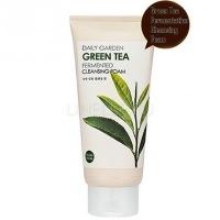 Daily garden green tea fermented cleansing foam [Пенка для умывания с ферментированным экстрактом зеленого чая