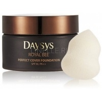 Daysys royal bee perfect cover foundation #23 [Тональная основа