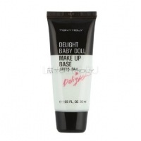 Delight baby doll make up base 01 clear mint [База под макияж]