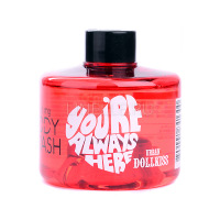 Dollkiss touch my body wash (cherry) [Гель для душа с экстрактом вишни]