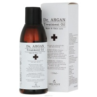 Dr. argan treatment oil [Масло арганы для восстановления волос]