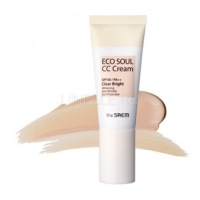 Eco soul cc cream spf30/pa++ 02 cover [СС Крем корректирующий]