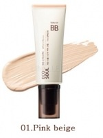 Eco soul long wear bb cream 01 pink beige [ББ Крем стойкий 01]