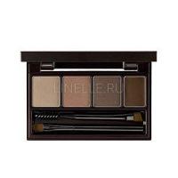 Eco soul multi brow kit 01 natural brown [Набор для макияжа бровей]