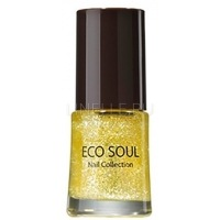 Eco soul nail collection soda 03 lime [Лак для ногтей]