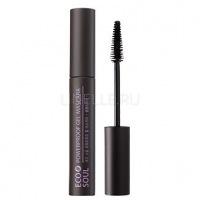Eco soul powerproof gel mascara - volume & lash [Тушь для ресниц водостойкая объемная и удлинняющая ]
