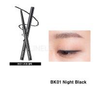 Eco soul powerproof super slim eyeliner bk01 black [Подводка для глаз тонкая]