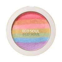 Eco soul prism blusher [Румяна-хайлайтер компактные]