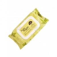 Ecoennea pure argan real cleansing oil tissue [Салфетки очищающие]