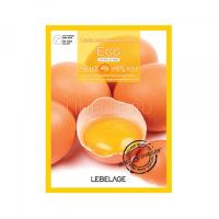 Egg Natural Mask [Тканевая маска для лица с экстрактом яйца]