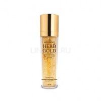 Estheroce herb gold whitening & wrinkle care toner [Тонер для лица омолаживающий]