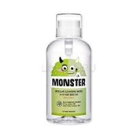 Et.monster micellar cleansing water  [Мицелярная вода]