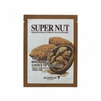 Everyday supernut mask sheet [Маска для лица тканевая с экстрактом ореха]