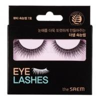 Eyelashes 7 [Накладные ресницы 07]