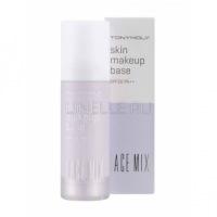 Face mix make up base lavendar [База тональная spf20 (лавандовая)]
