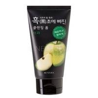 Fall black vinegar cleansing foam (apple) [Пенка для умывания]