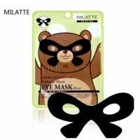 Fashiony black eye mask-bear [Маска от морщин вокруг глаз ]